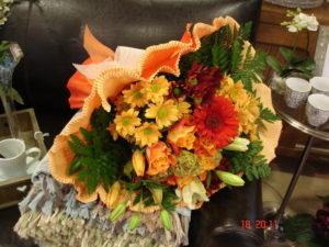 Ramo flor variada 30€