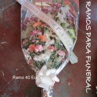 Ramo flor variada 40€