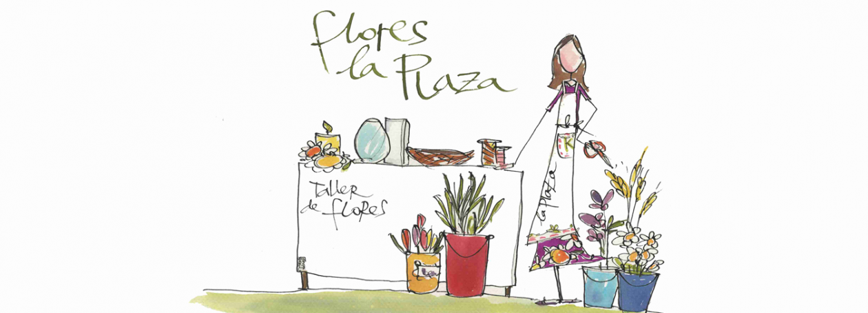 Flores La Plaza. Cangas del Narcea. Teléfono 985 811 511