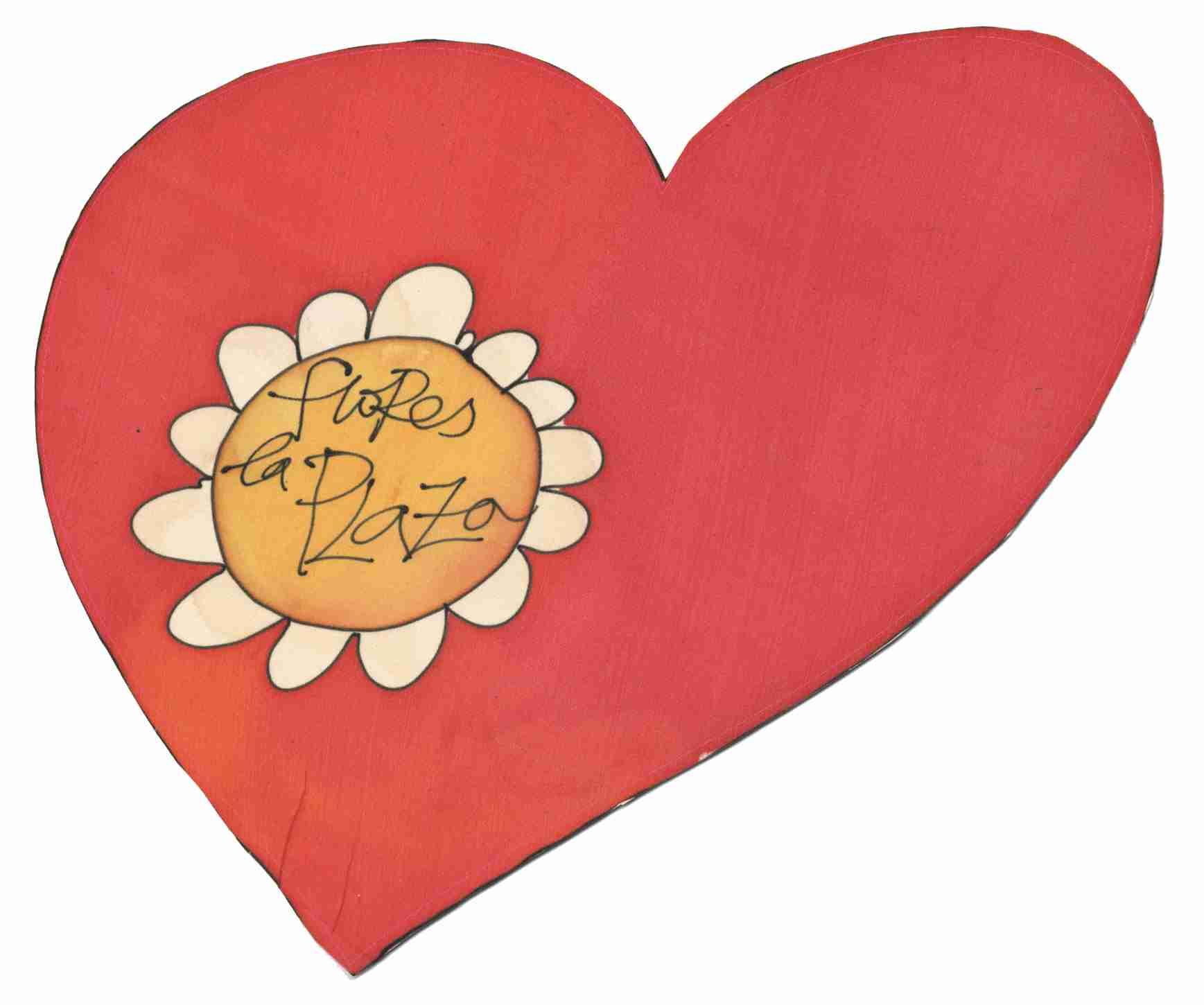 Flores para enamorados y bodas