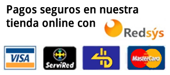 Pagos online seguros con Redsys de Servired