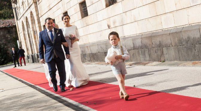 Bruno y Ana. Que ilusión!!!!