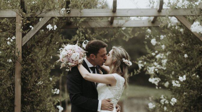 María y Salva, boda en las caldas.